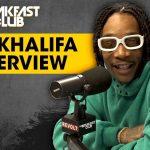 Video: Wiz Khalifa Returns To 'The Breakfast Club'