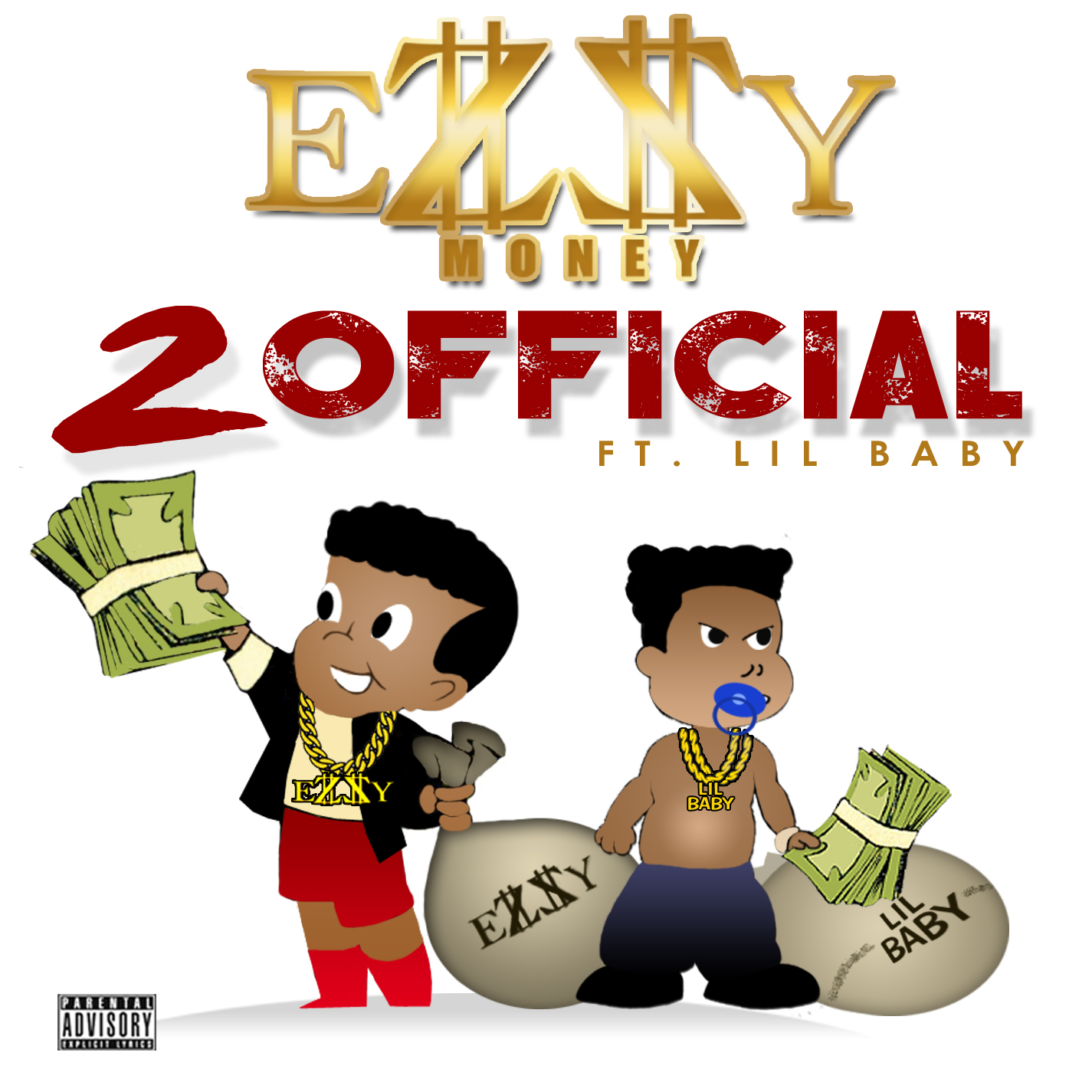 "New Music: Ezzy Money ""2 Official"" (feat. Lil Baby)"