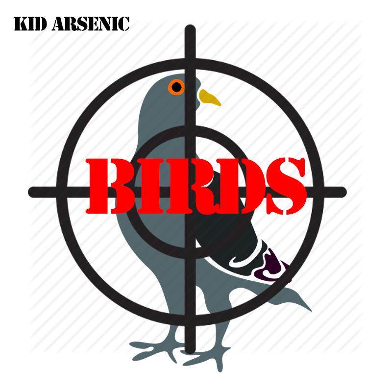 "New Music: Kid Arsenic – ""Birds"" [EP]"