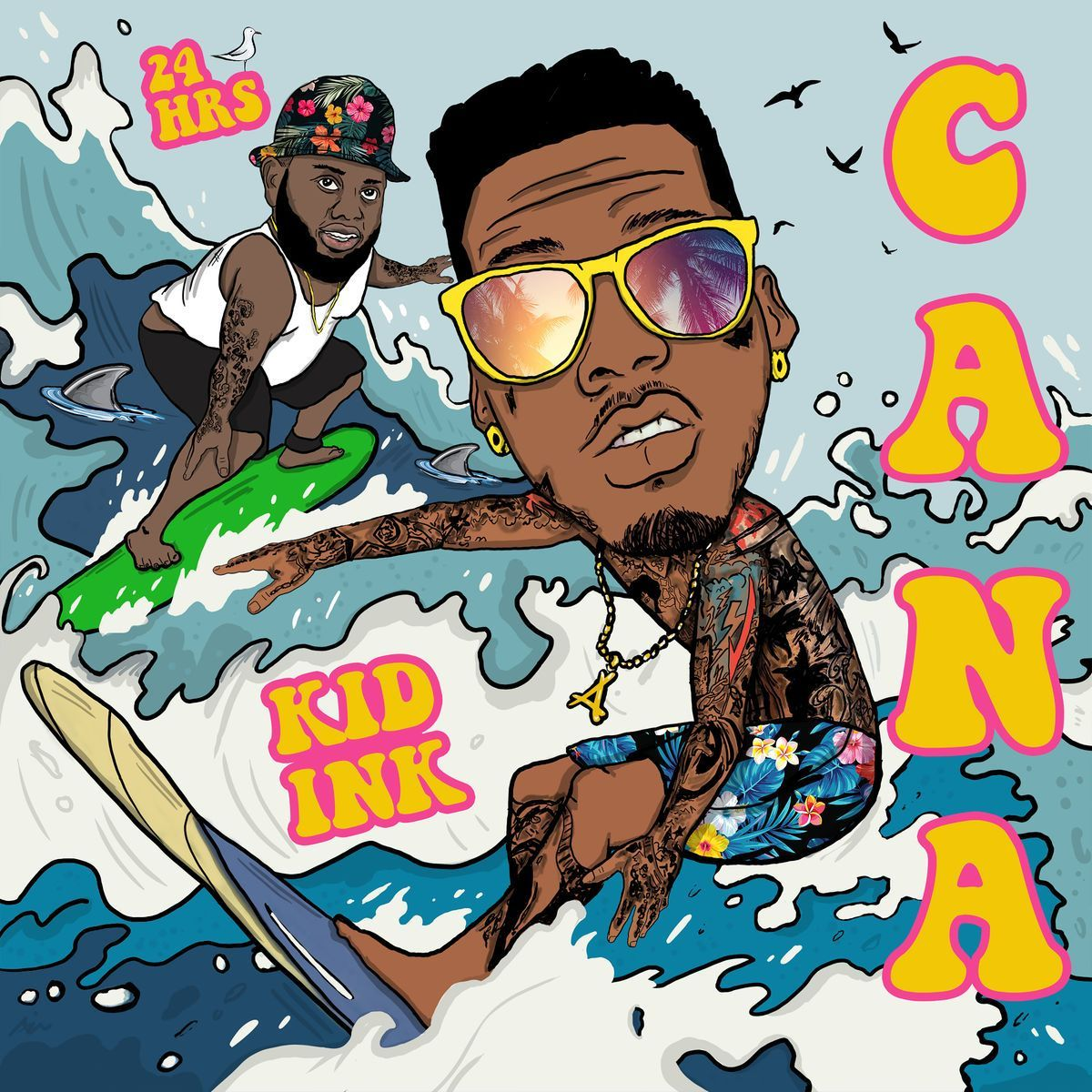 """New Music: Kid Ink – """"Cana"""" (feat. 24hrs)"""