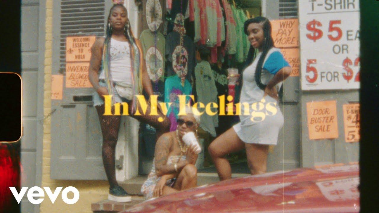 """New Video: Drake – """"In My Feelings"""""""