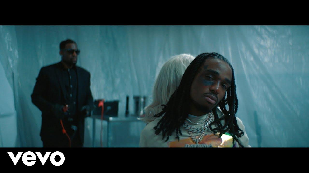 "New Video: Quavo – ""W O R K I N M E"""