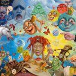 "Trippe Redd Reveals ""Life's A Trip"" Album Artwork"