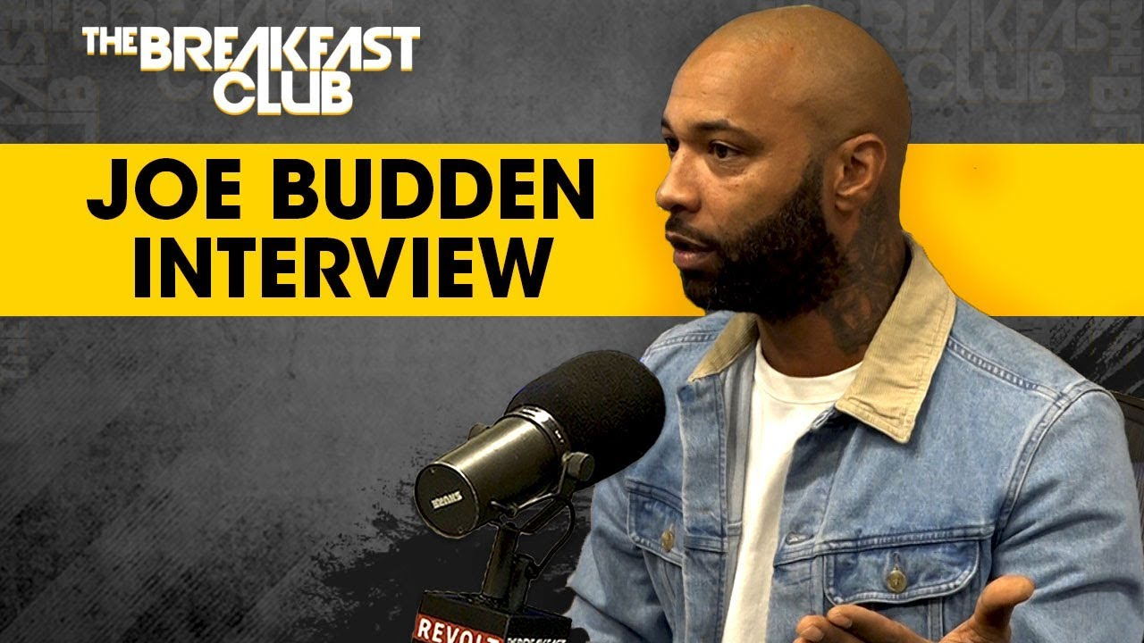 Video: Joe Budden Returns To 'The Breakfast Club'
