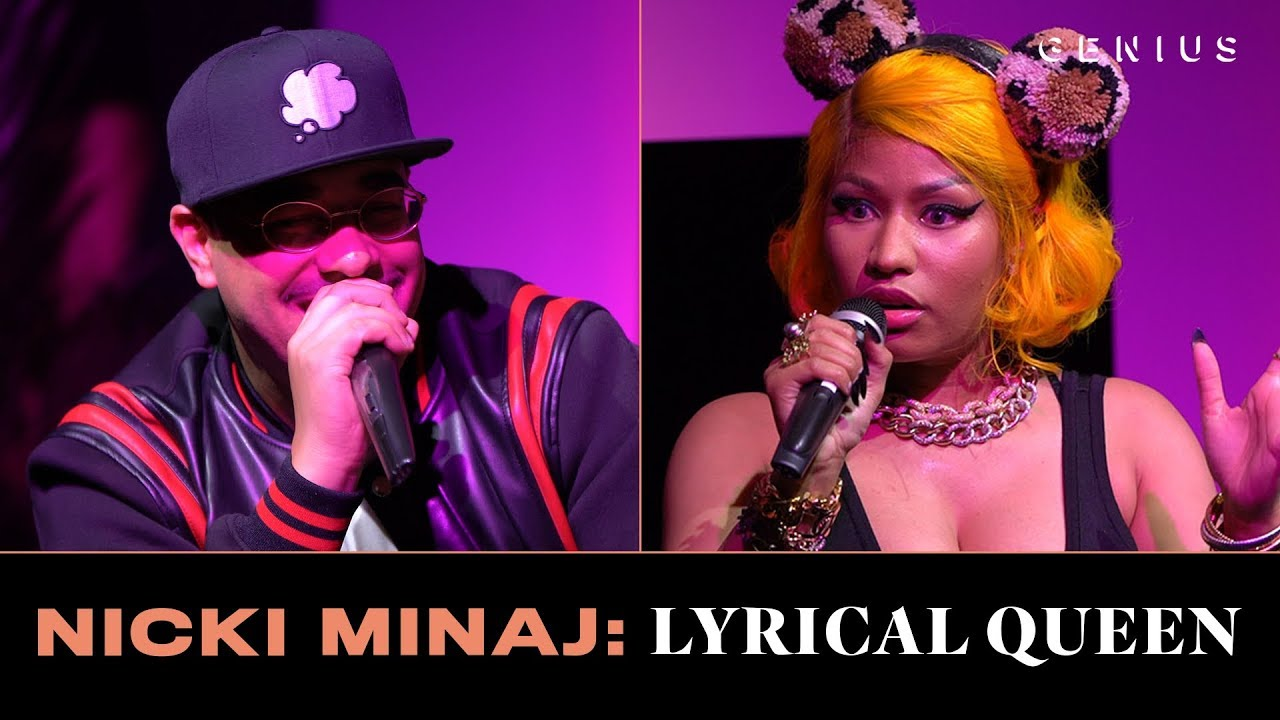 Video: Nicki Minaj Interview w/ Rob Markman [Genius]