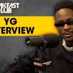 Video: YG Returns To 'The Breakfast Club'