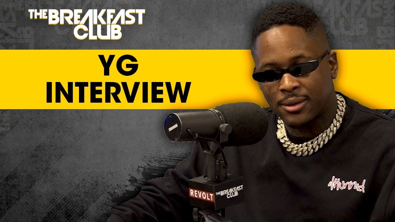 Video: YG Returns To 'The Breakfast Club'