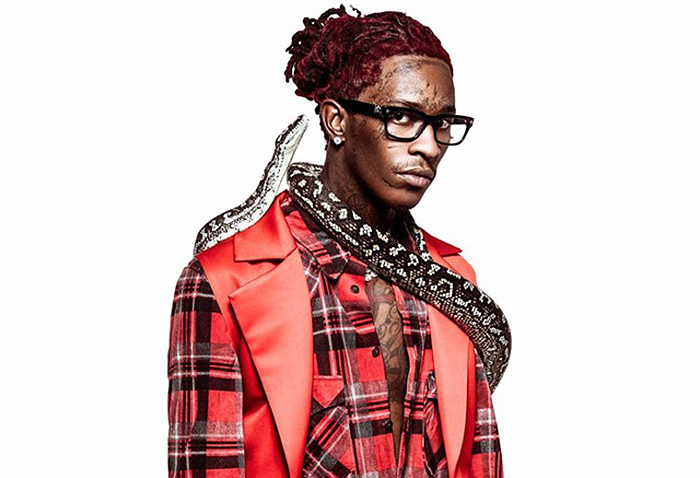 """Young Thug Reveals """"Slime Language"""" Album Features"""