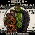 """New Music: G.Huff – """"Bills"""" (feat. Smoke DZA)"""