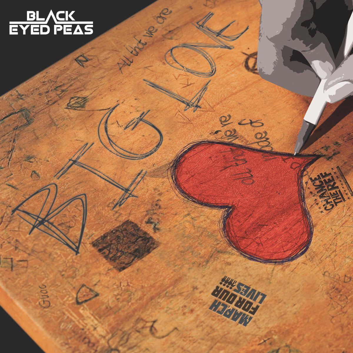 "New Music: The Black Eyed Peas – ""Big Love"""