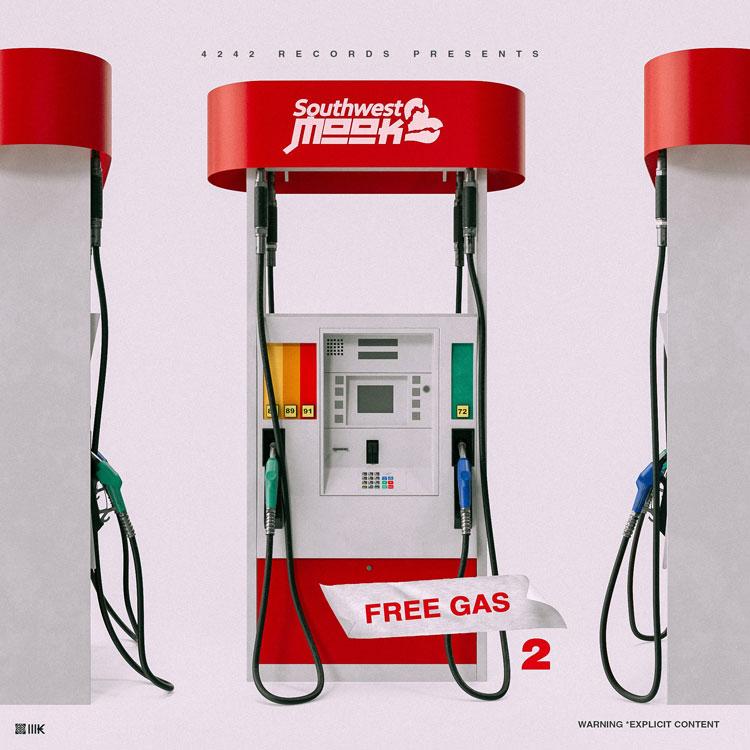 "New Mixtape: Southwest Mook – ""Free Gas 2"""