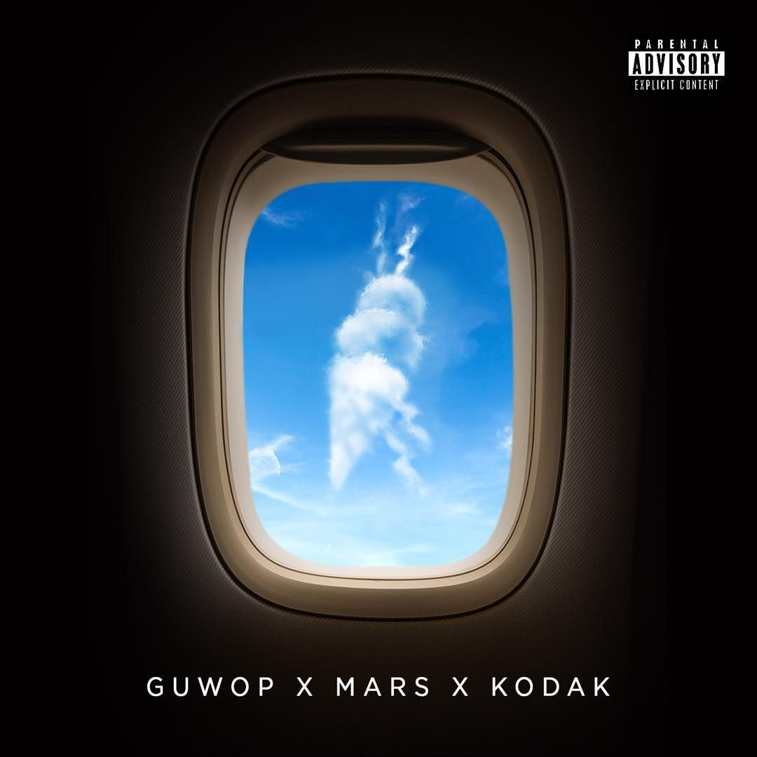 "New Music: Gucci Mane x Bruno Mars x Kodak Black – ""Wake Up In The Sky"""