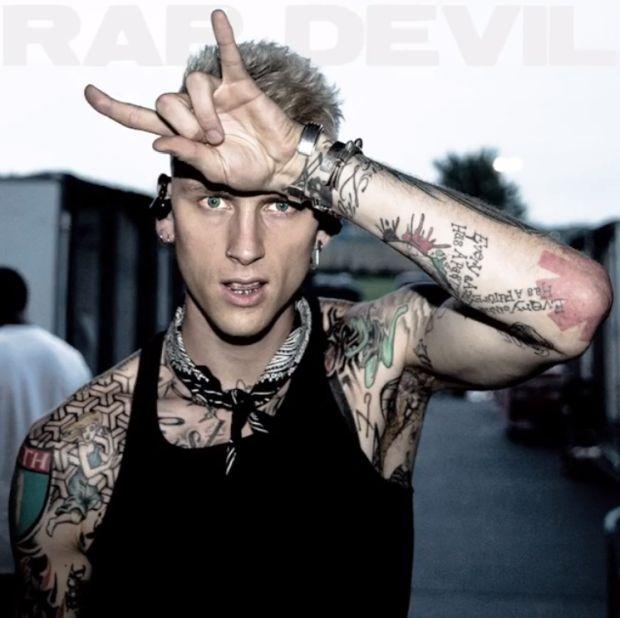 """New Music/Video: MGK – """"Rap Devil"""" (Eminem Diss)"""