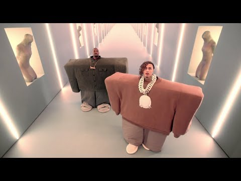 """New Video: Kanye West & Lil Pump – """"I Love It"""" (feat. Adele Givens)"""
