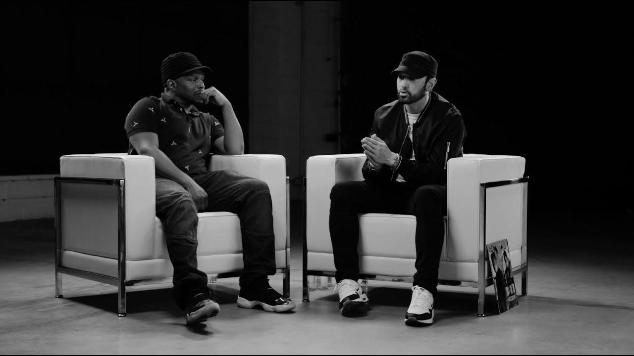 Video: Eminem x Sway – 'The Kamikaze Interview' [Part 3]