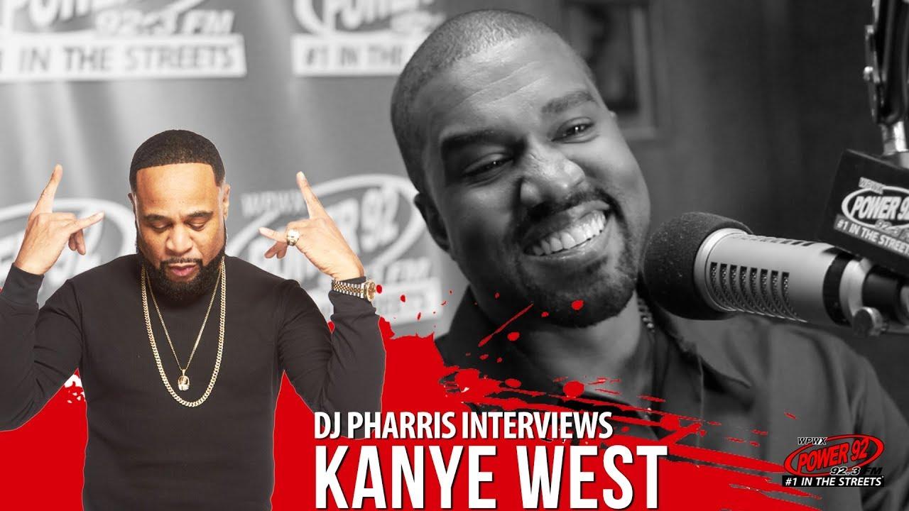 Video: Kanye West Speaks On Trump, Drake, Jay-Z + More On 'Power 92 Chicago'