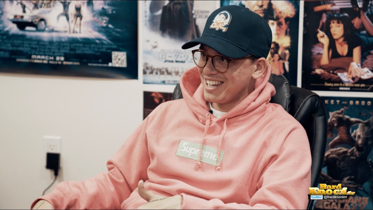 "Video: Logic Interview w/ 'Hard Knock TV' | Reveals ""YSIV"" Tracklist"