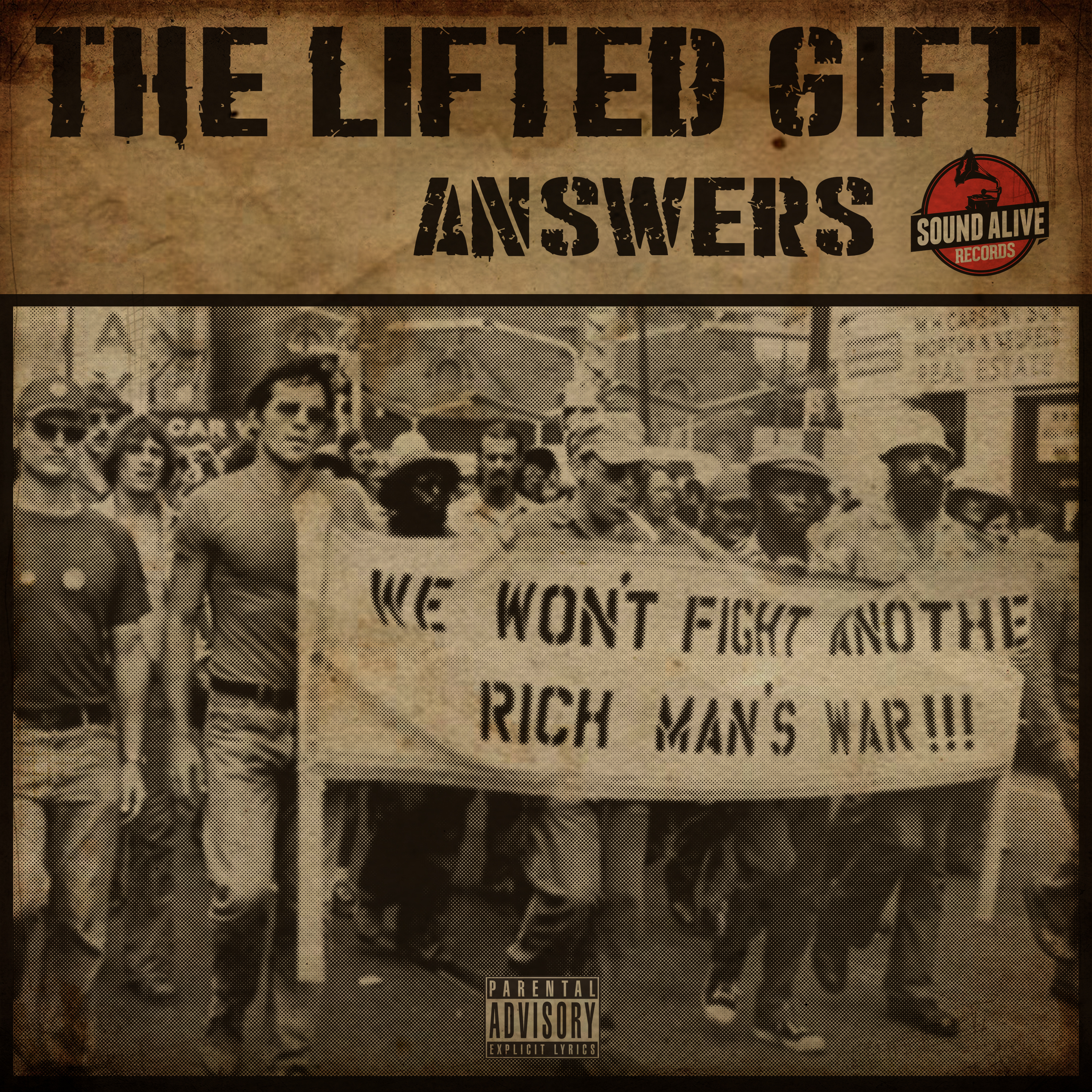 "New Music: The Lifted Gift – ""Answers"" [Prod. E. Smitty]"