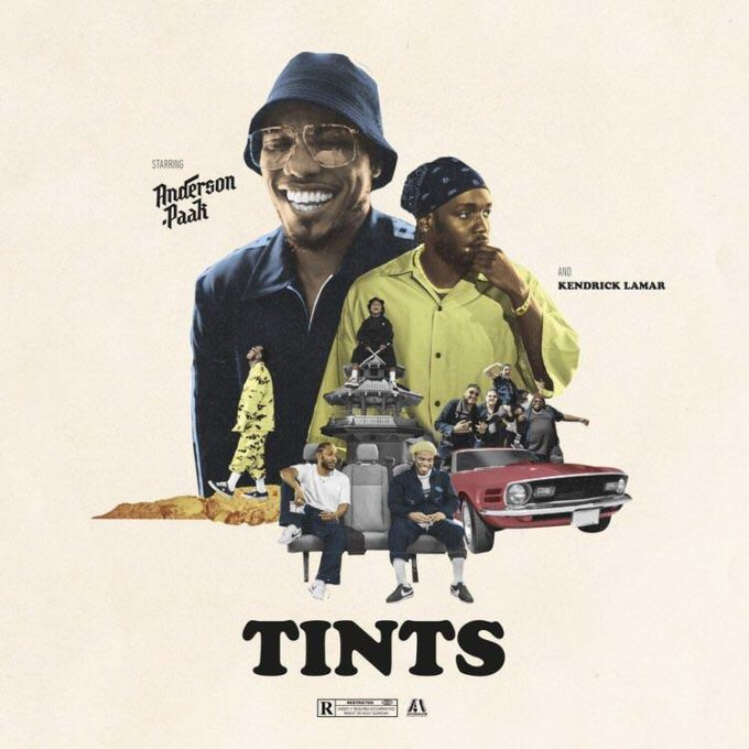 """New Music: Anderson .Paak – """"Tints"""" (feat. Kendrick Lamar)"""