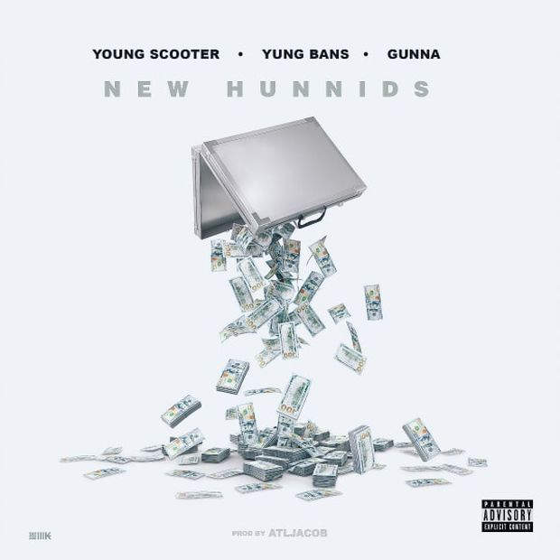 """New Music: Young Scooter – """"New Hunnids"""" (feat. Gunna & Yung Bans)"""