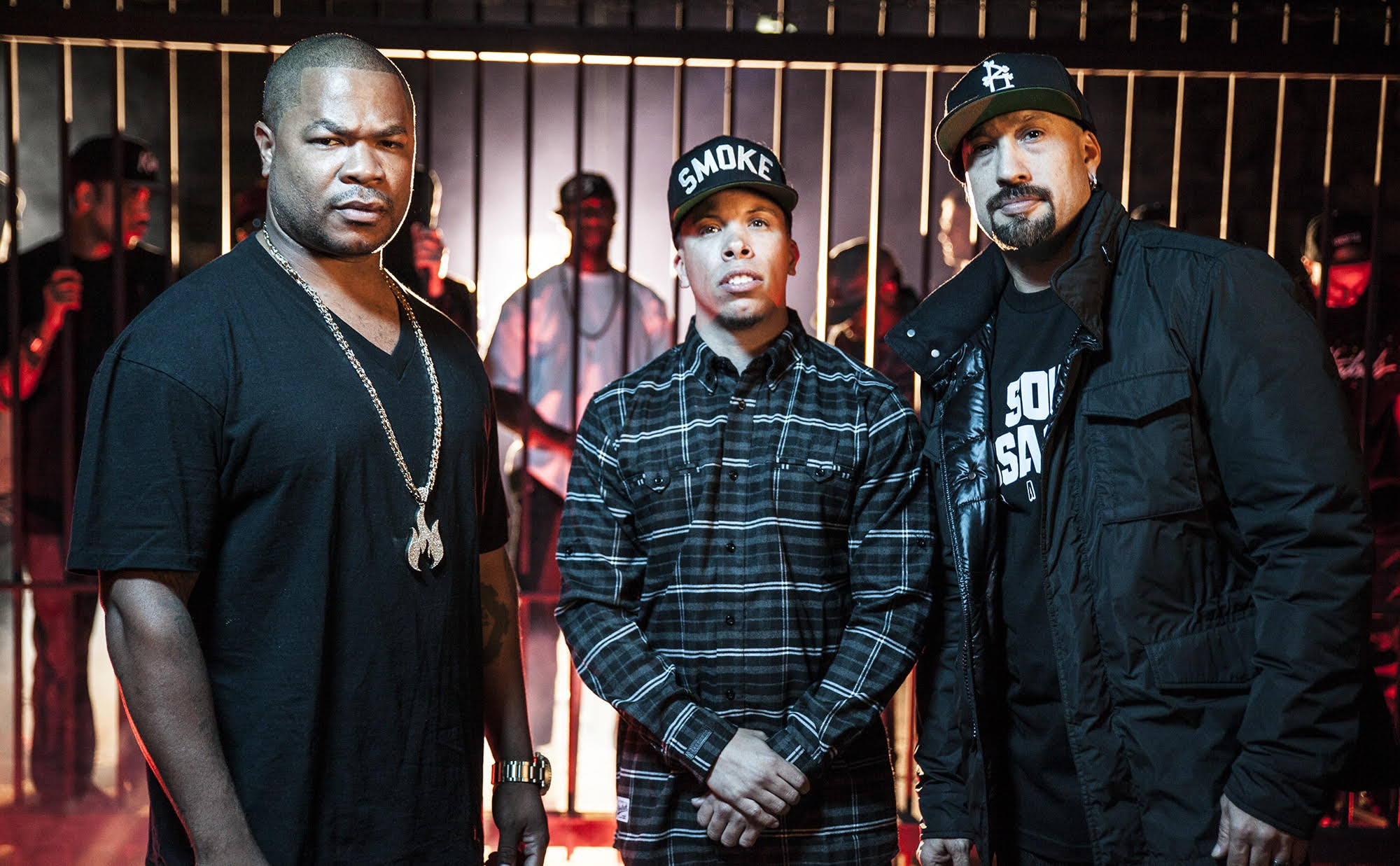 "New Music: Xzibit, B-Real & Demrick – ""Get Away With It"""