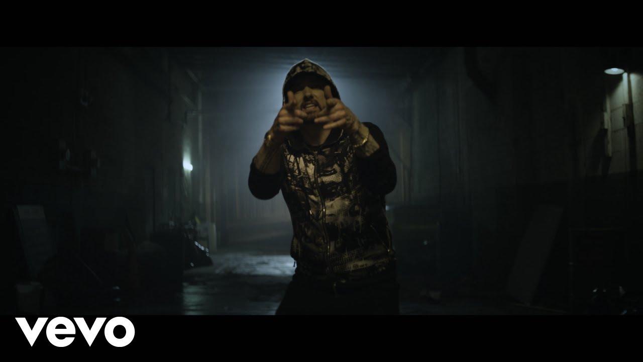 """New Video: Eminem – """"Venom"""""""