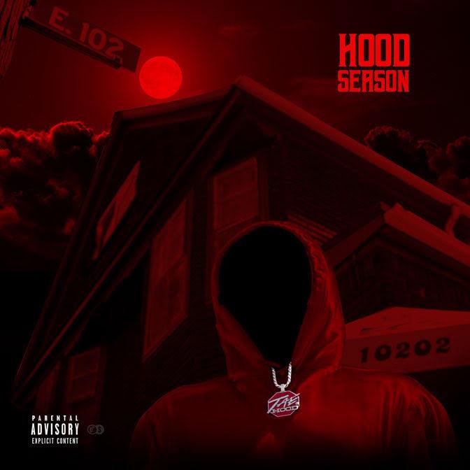 "New Mixtape: Tae Hood – ""Hood Season"""