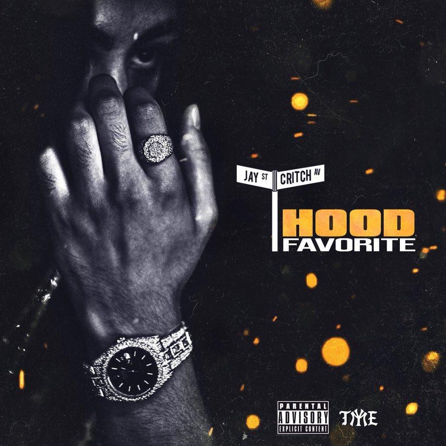 "New Album: Jay Critch – ""Hood Fav"""