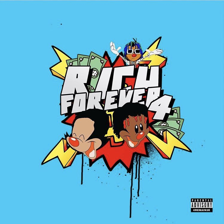 """Rich The Kid Announces """"Rich Forever 4"""" Release Date"""
