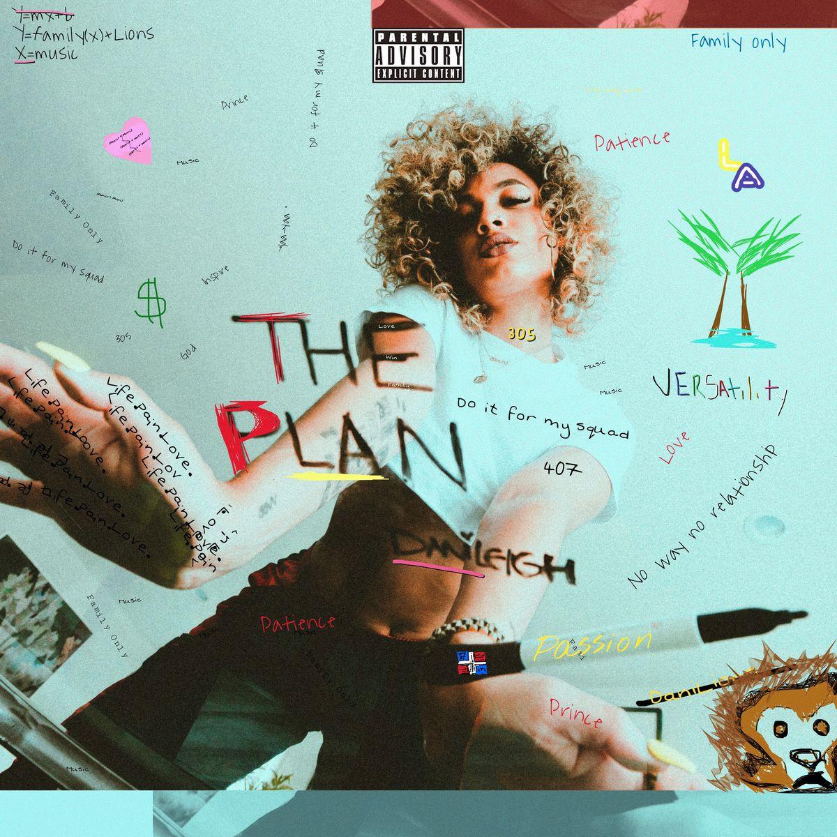 "New Album: DaniLeigh – ""The Plan"""