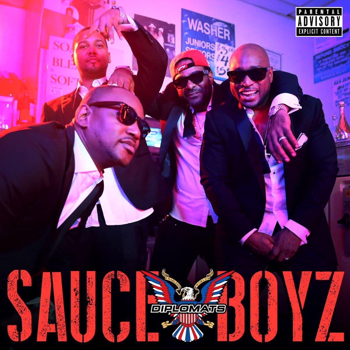 "New Music: The Diplomats – ""Sauce Boyz"""