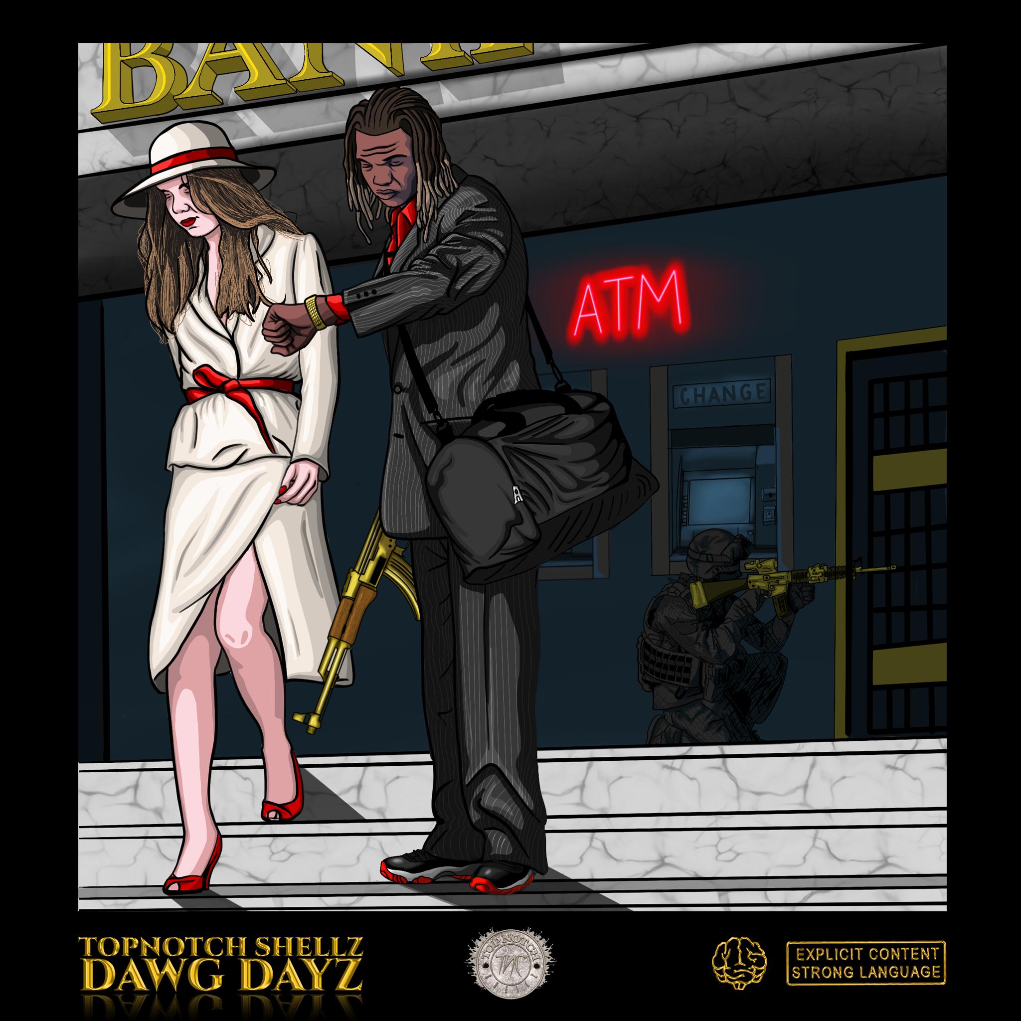"""New Album: Topnotch Shellz – """"Dawg Dayz"""""""