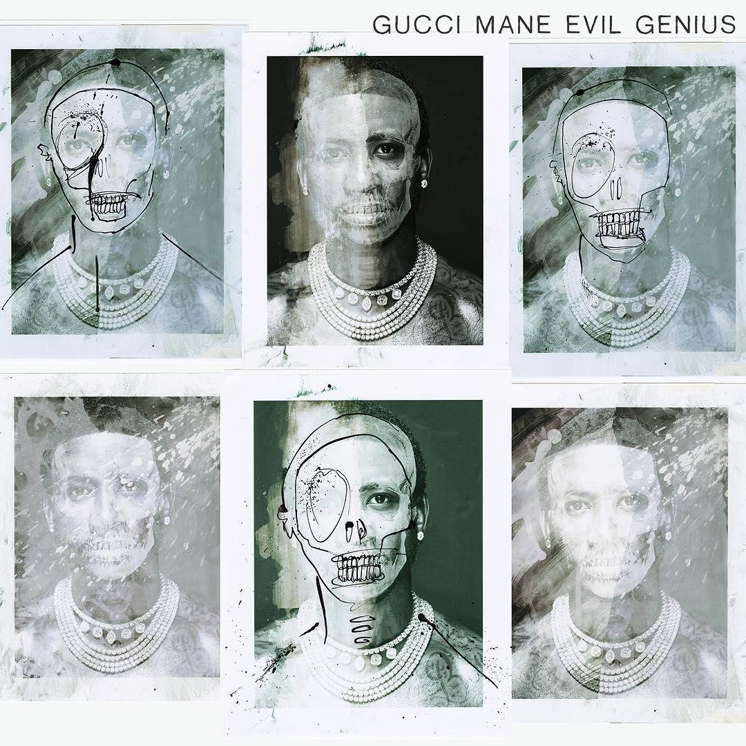 """New Album: Gucci Mane – """"Evil Genius"""""""