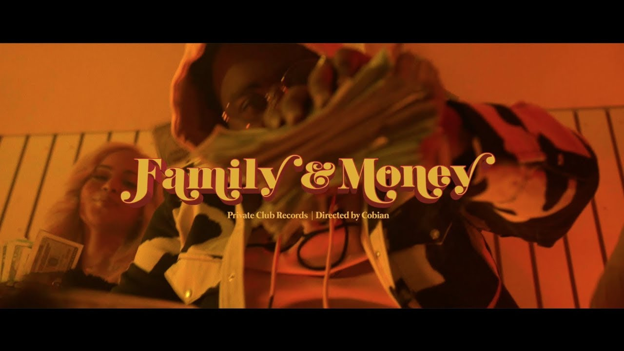 """New Video: 24hrs – """"Family & Money"""""""