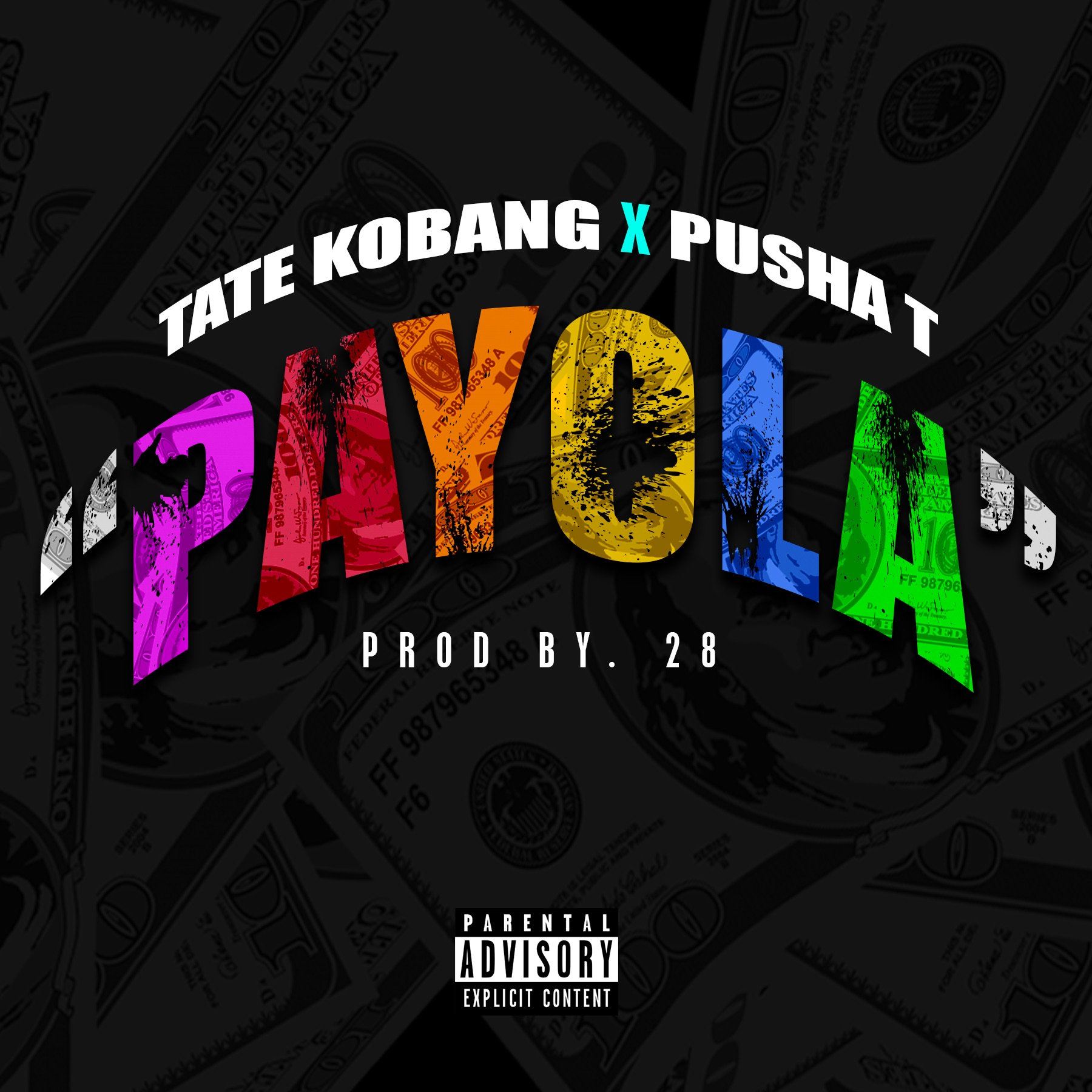 "New Music: Tate Kobang – ""Payola"" (feat. Pusha T)"