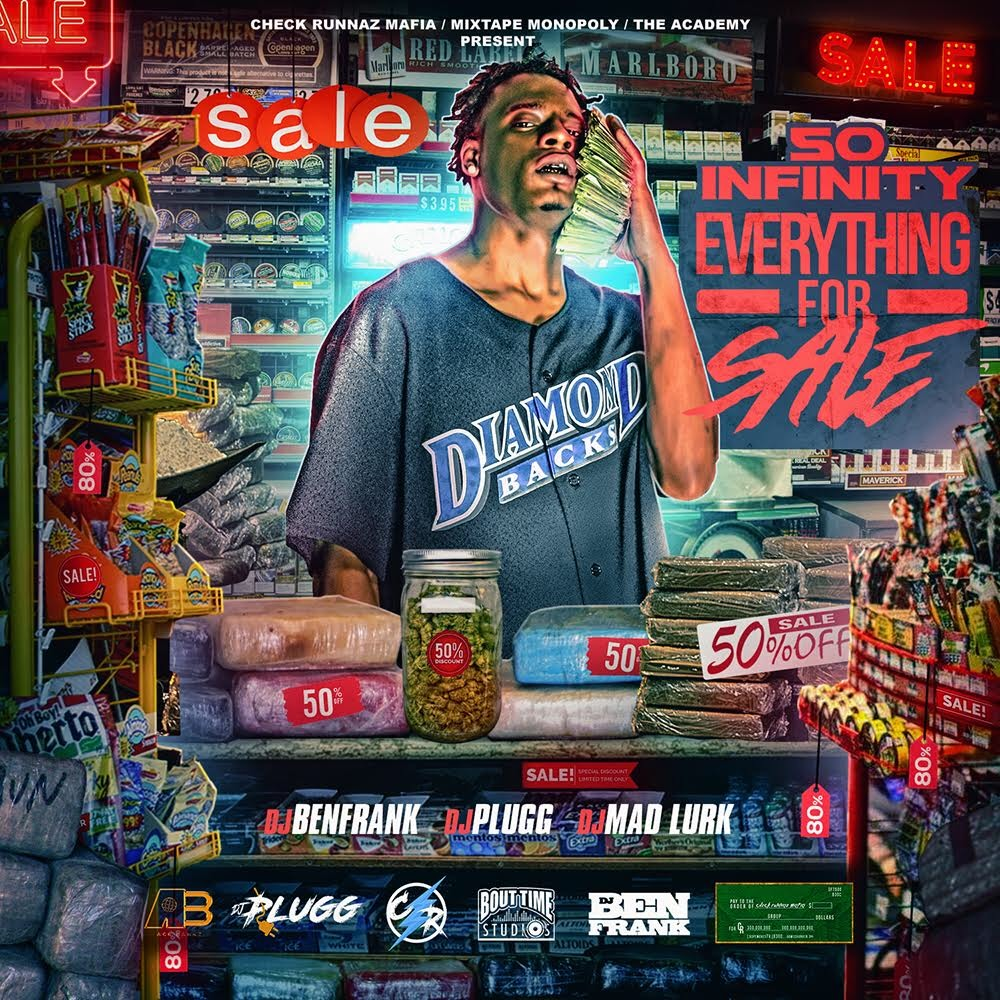 """New Mixtape: So Infinity – """"Everything For Sale"""""""