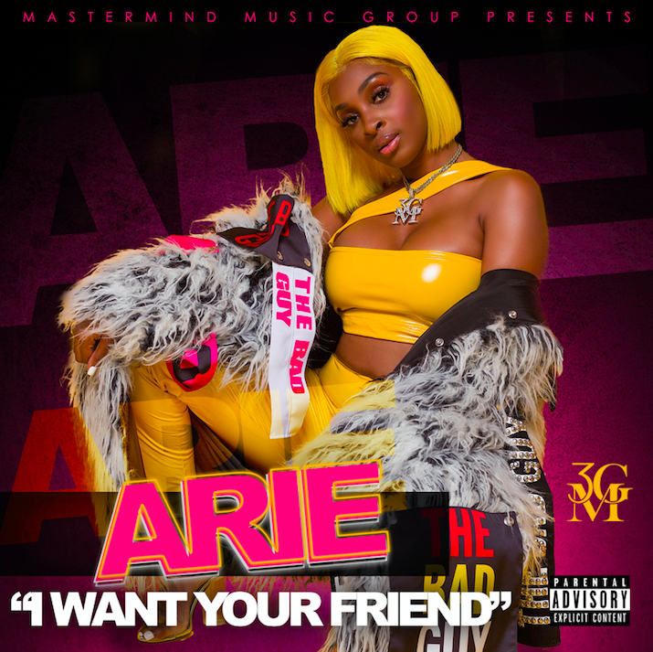 "New Music: Arie – ""I Want Your Friend"""