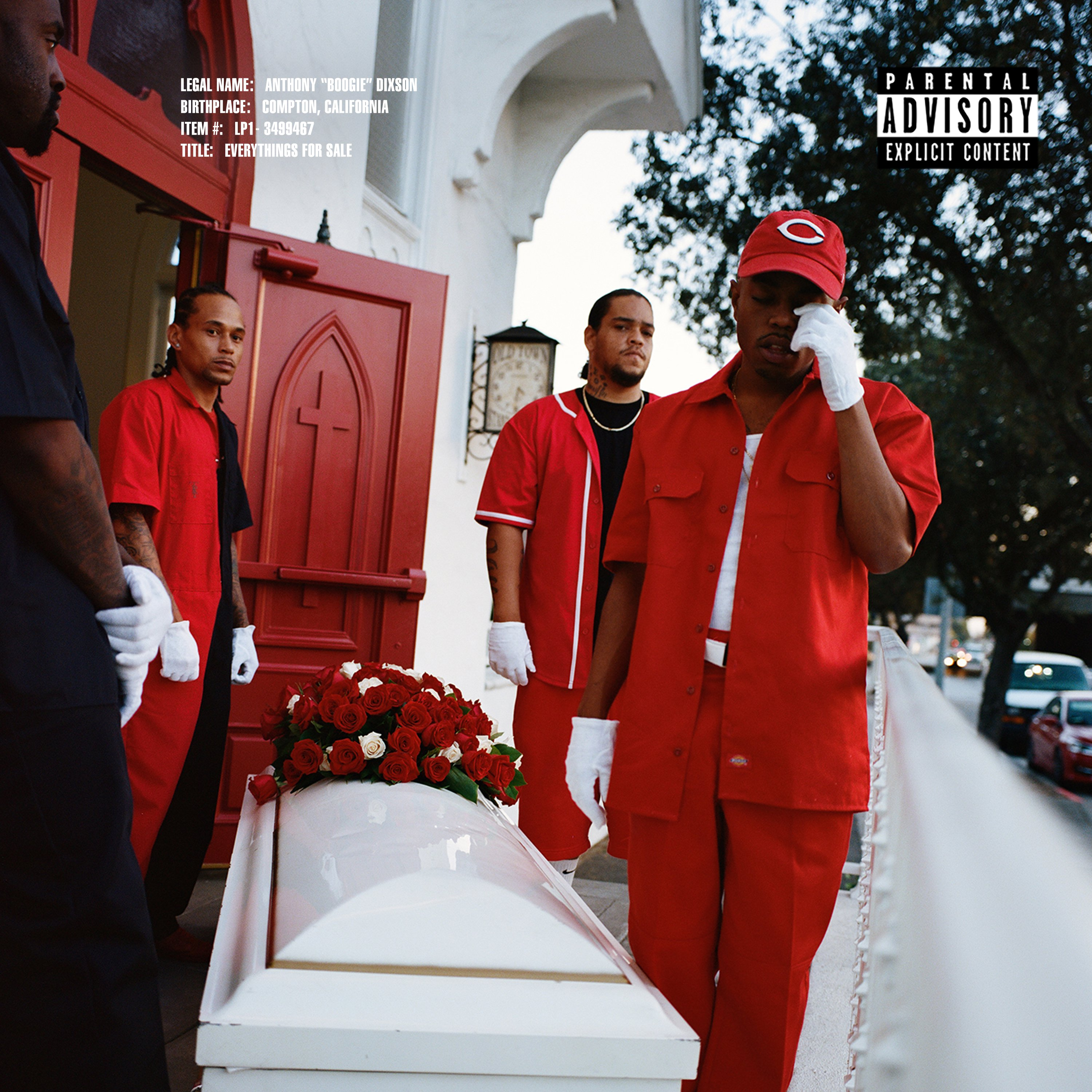 """New Album: Boogie – """"Everything's For Sale"""""""