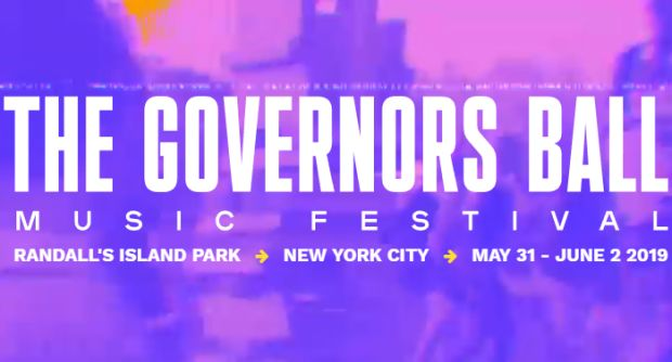 Governors Ball 2019 Line-Up Revealed