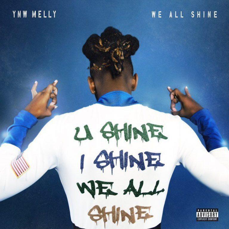 """YNW Melly Unveils """"We All Shine"""" Album Tracklist"""