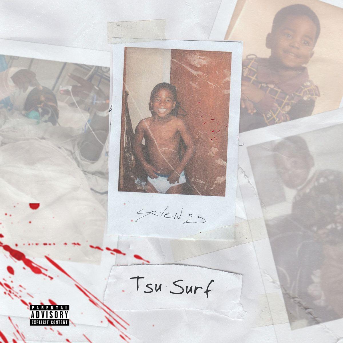 "New Mixtape: Tsu Surf – ""Seven 25"""