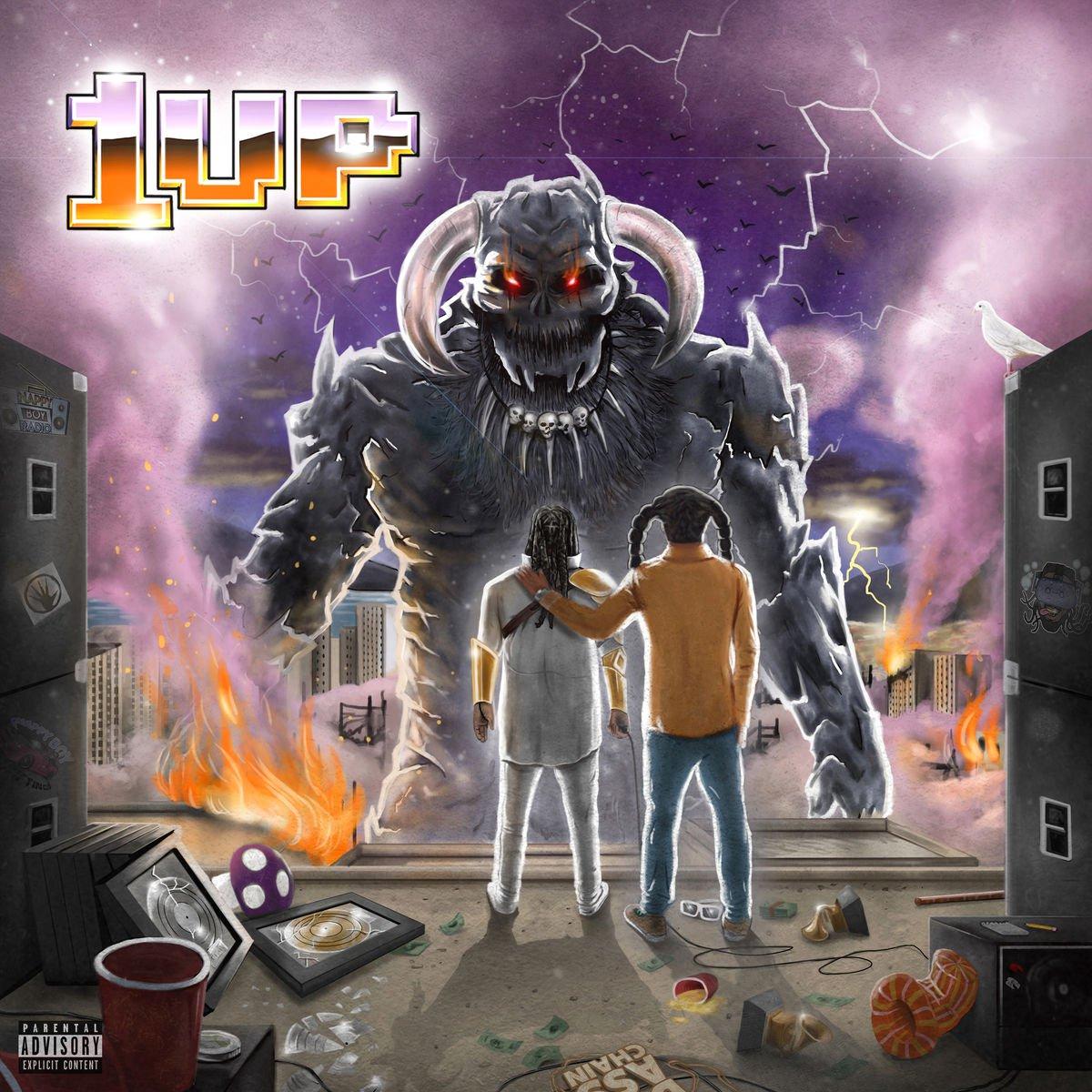 """New Album: T-Pain – """"1UP"""""""