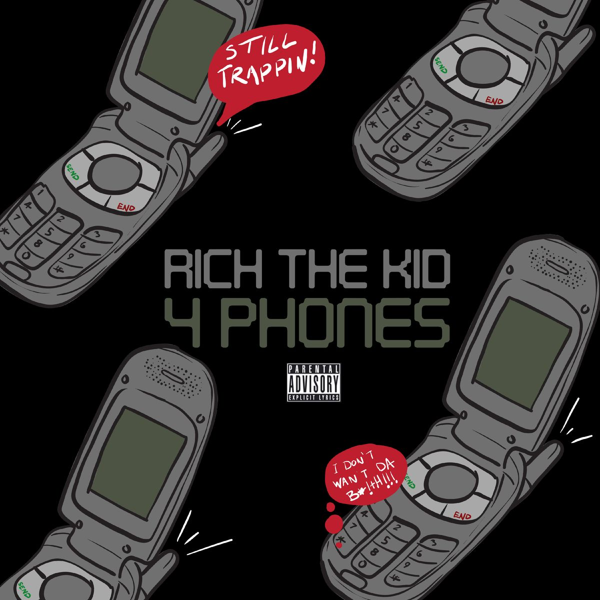 "New Music: Rich The Kid – ""4 Phones"""