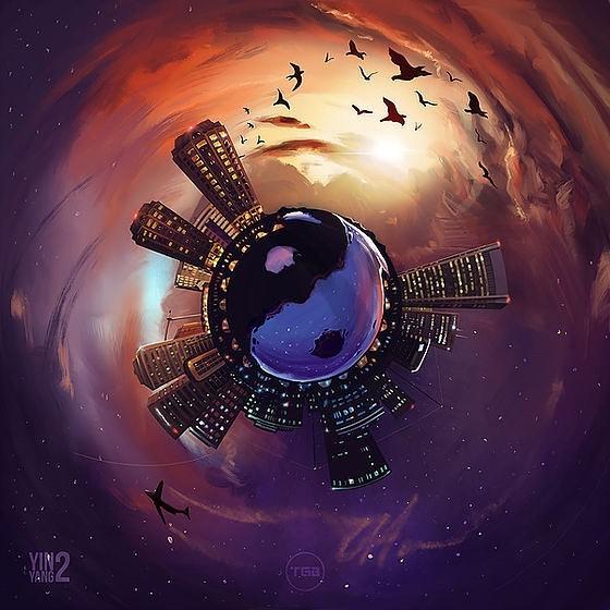 """New Music: Al Feury & Pilot Perc – """"Yin Yang 2"""" [EP]"""