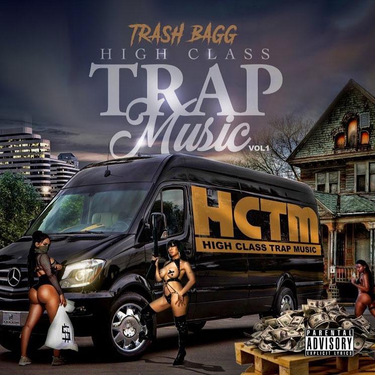 "New Mixtape: Trashbagg – ""High Class Trap Music"""