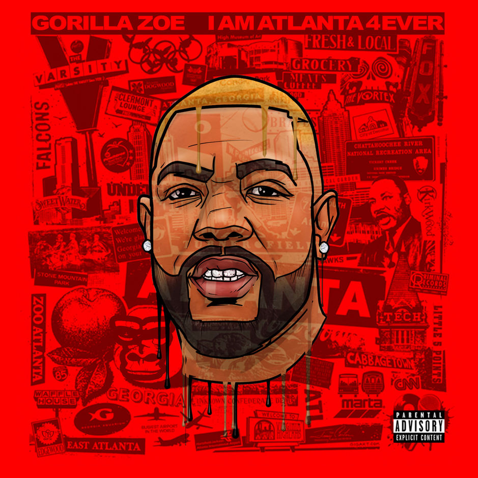 "New Album: Gorilla Zoe x Zaytoven – ""I Am Atlanta 4ever"""