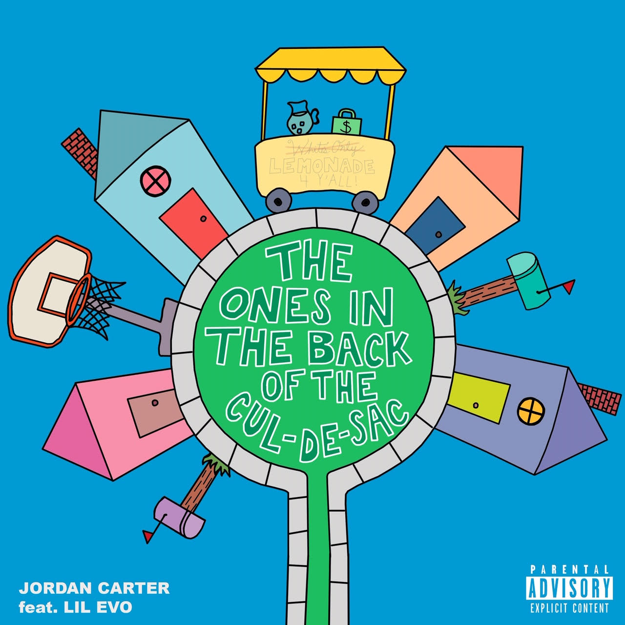 """New Music: Jordan Carter ft. Lil' Evo – """"The Ones In The Back Of The Cul-de-Sac"""""""