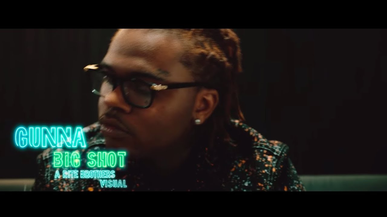 "New Video: Gunna – ""Big Shot"""