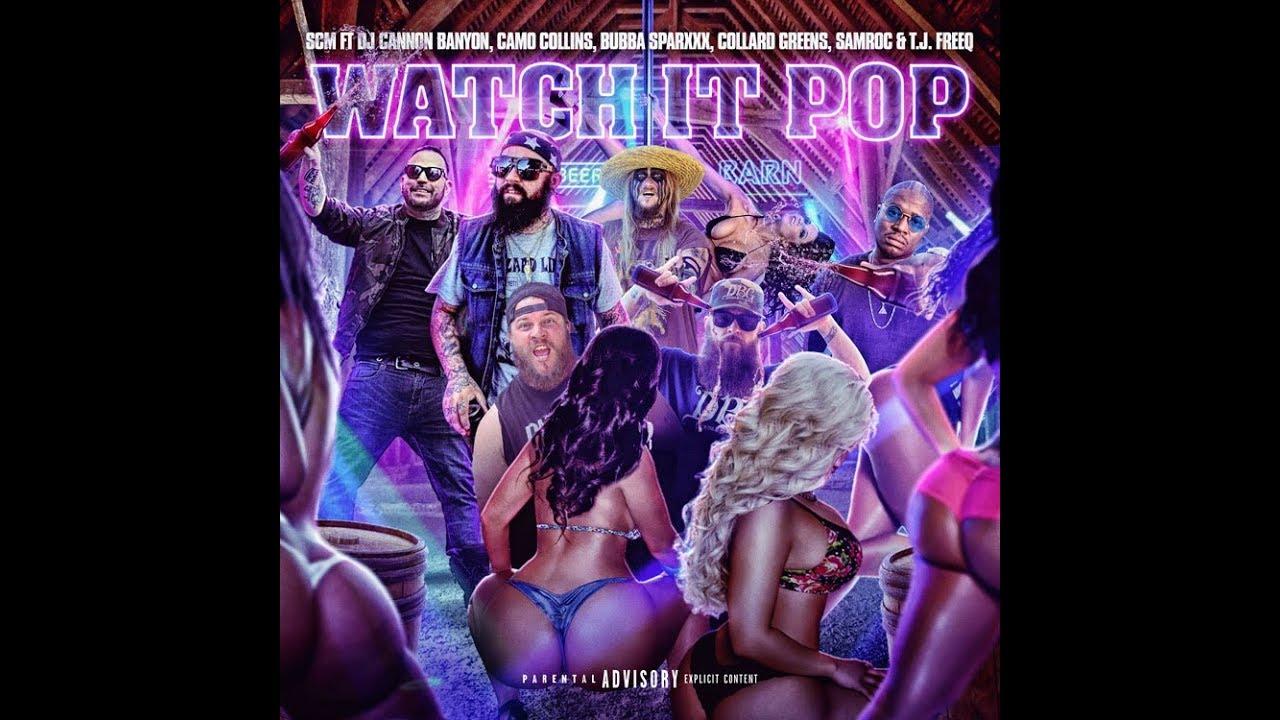 """New Video: SCM – """"Watch It Pop"""""""
