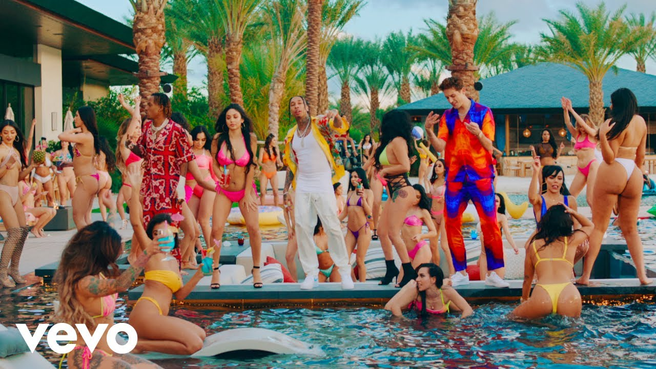 """New Video: Tyga – """"Girls Have Fun"""" (feat. Rich The Kid & G-Eazy)"""